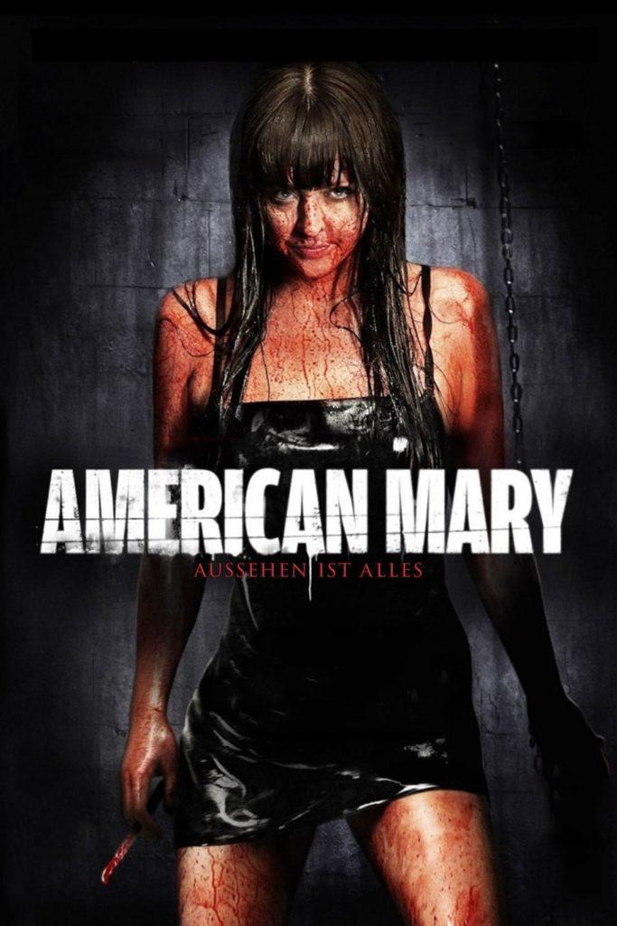 """Plakat von """"American Mary"""""""