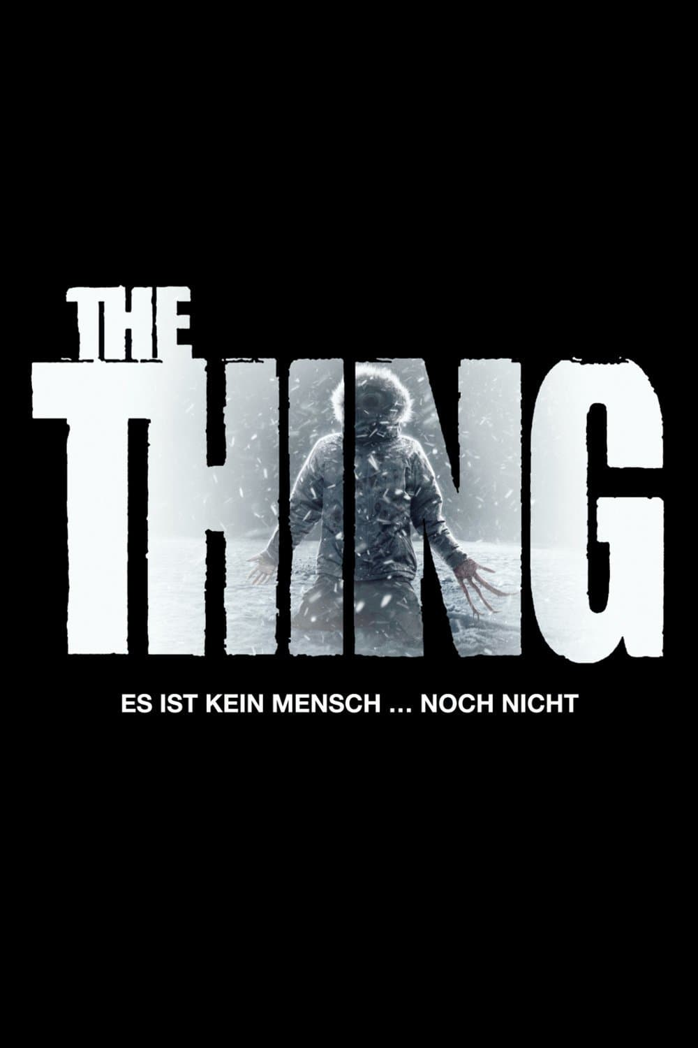 "Plakat von ""The Thing"""