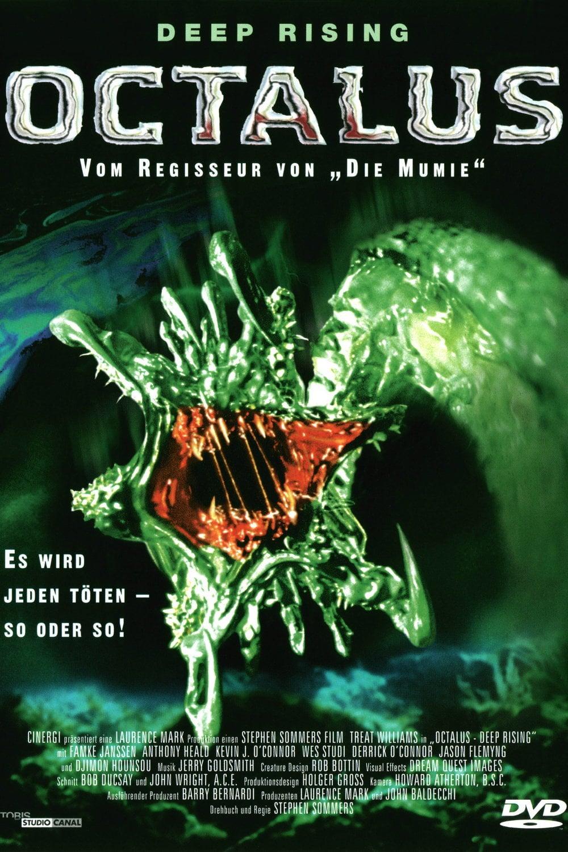 """Plakat von """"Octalus - Der Tod aus der Tiefe"""""""