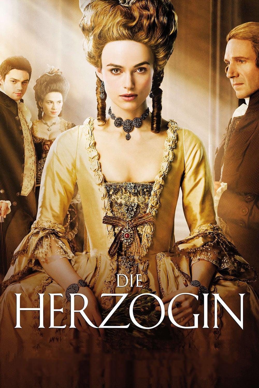 """Plakat von """"Die Herzogin"""""""