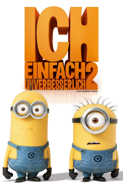 """Plakat von """"Ich - Einfach unverbesserlich 2"""""""