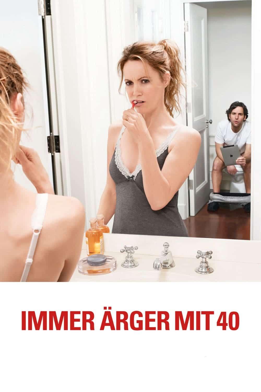 """Plakat von """"Immer Ärger mit 40"""""""