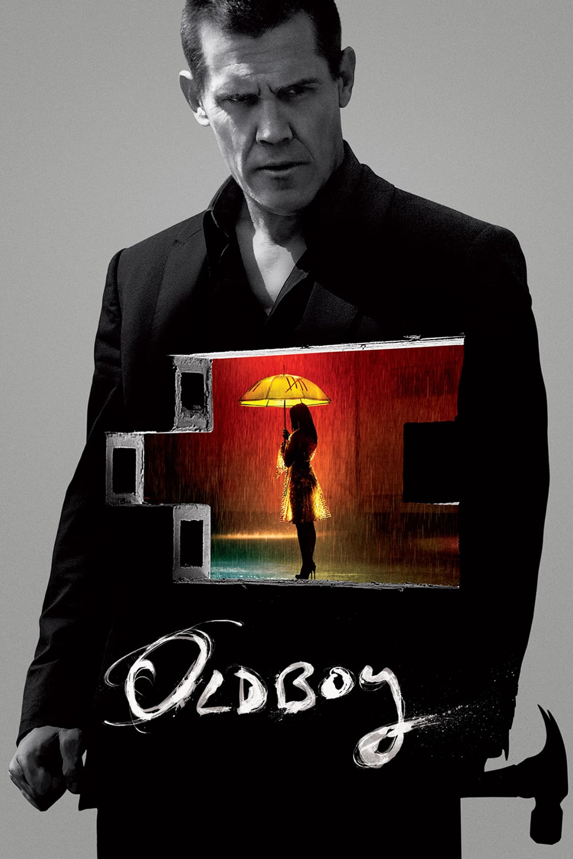 """Plakat von """"Oldboy"""""""