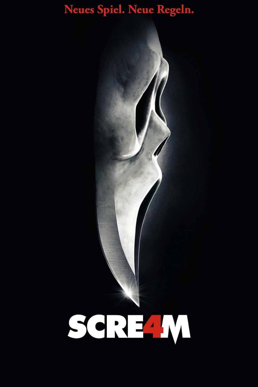 "Plakat von ""Scream 4"""