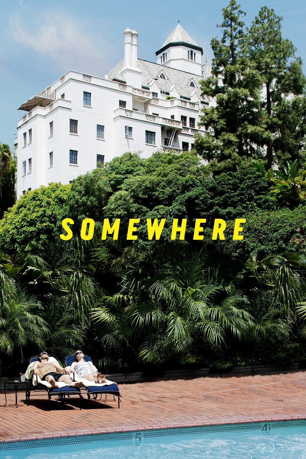 """Plakat von """"Somewhere"""""""