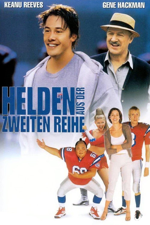 """Plakat von """"Helden aus der zweiten Reihe"""""""