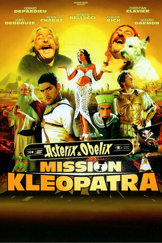 "Plakat von ""Asterix & Obelix - Mission Kleopatra"""