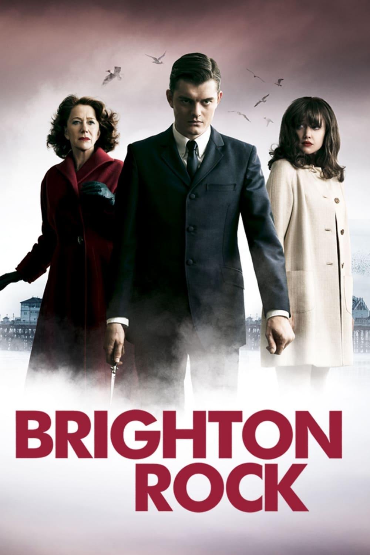 """Plakat von """"Brighton Rock"""""""