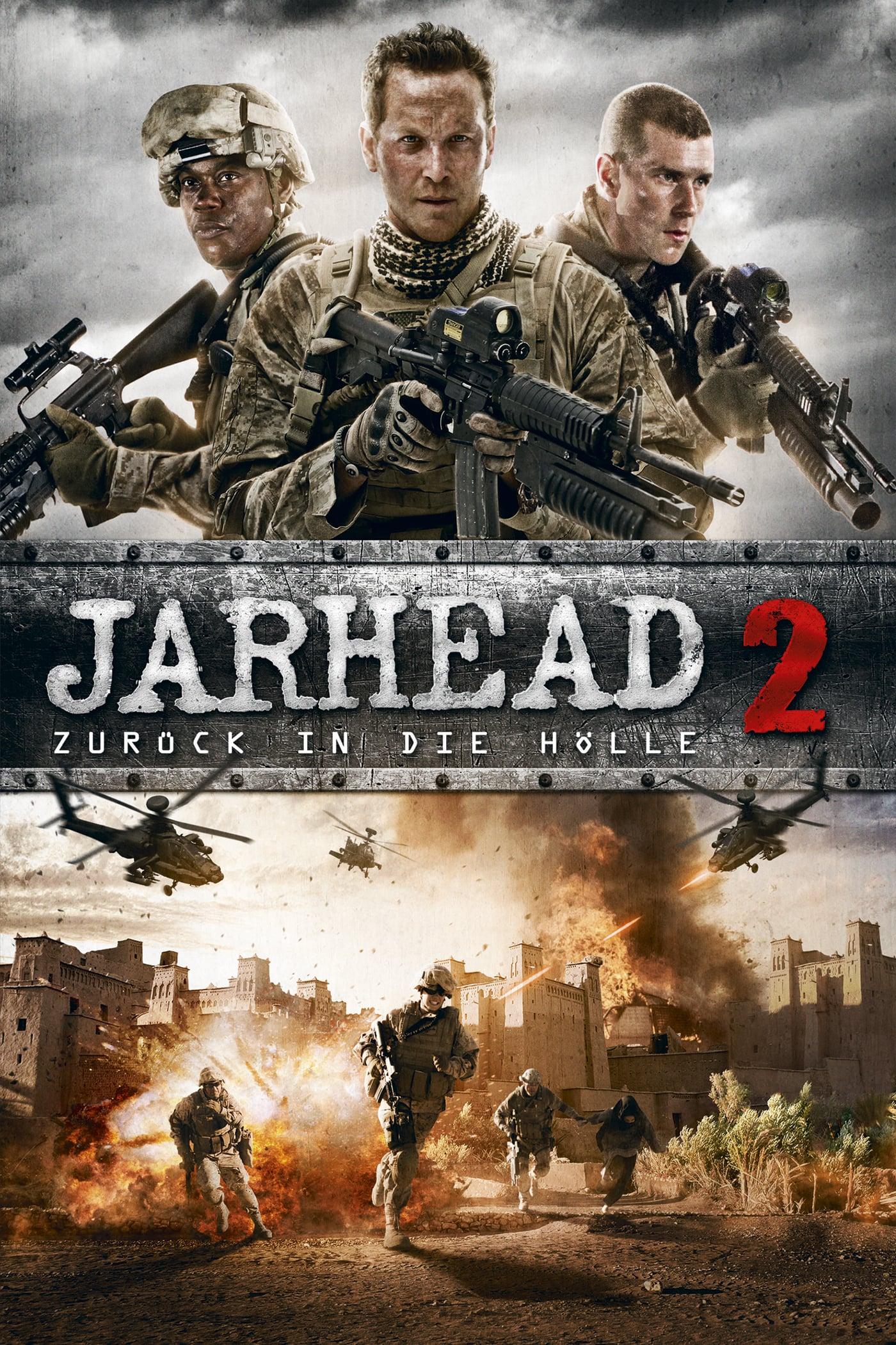 """Plakat von """"Jarhead 2 - Zurück in die Hölle"""""""
