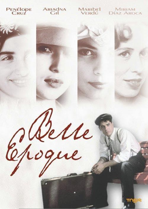 """Plakat von """"Belle Époque - Saison der Liebe"""""""