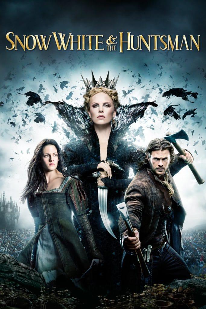 "Plakat von ""Snow White and the Huntsman"""