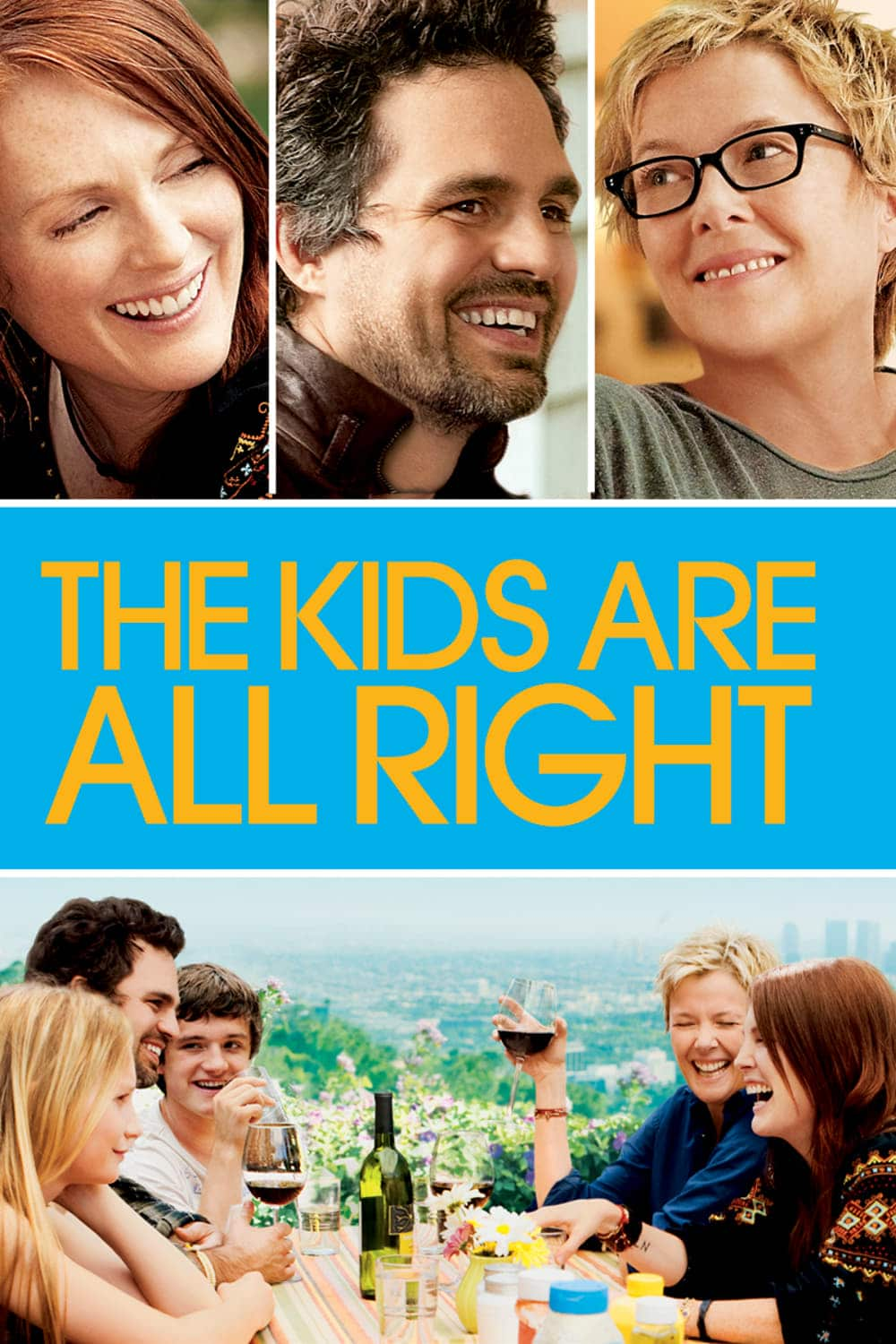 """Plakat von """"The Kids Are All Right"""""""