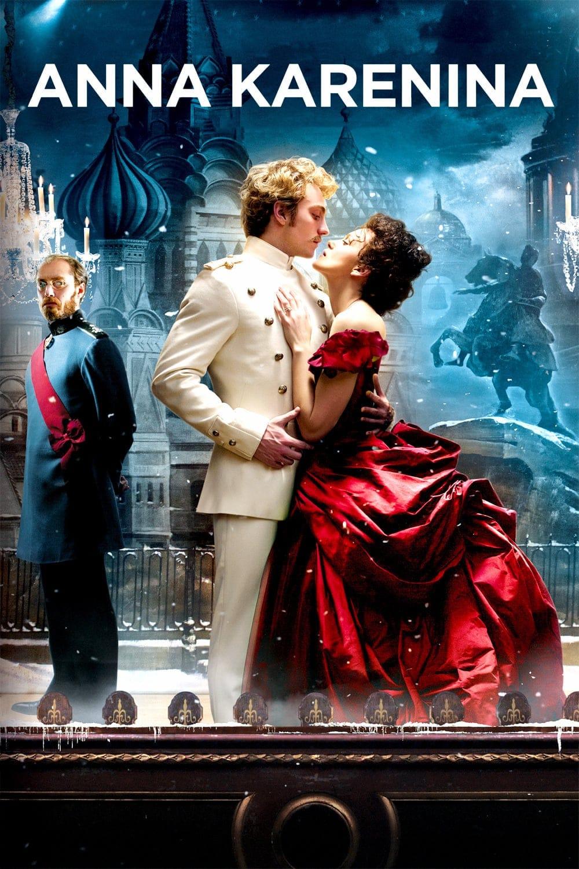 "Plakat von ""Anna Karenina"""