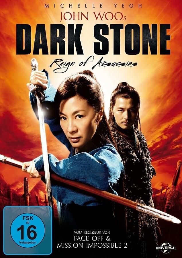 """Plakat von """"Dark Stone - Reign of Assassins"""""""