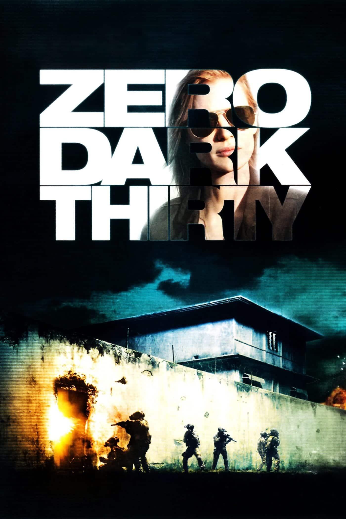 """Plakat von """"Zero Dark Thirty"""""""