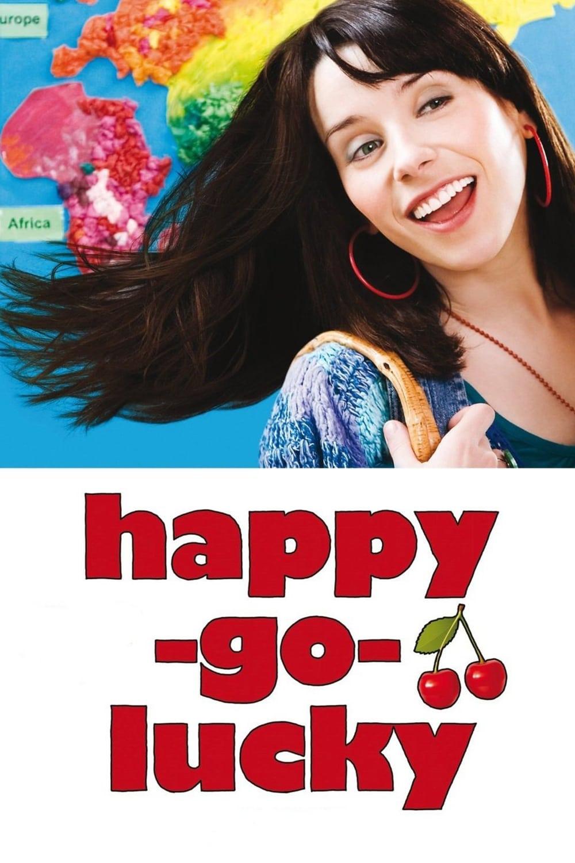 "Plakat von ""Happy-Go-Lucky"""