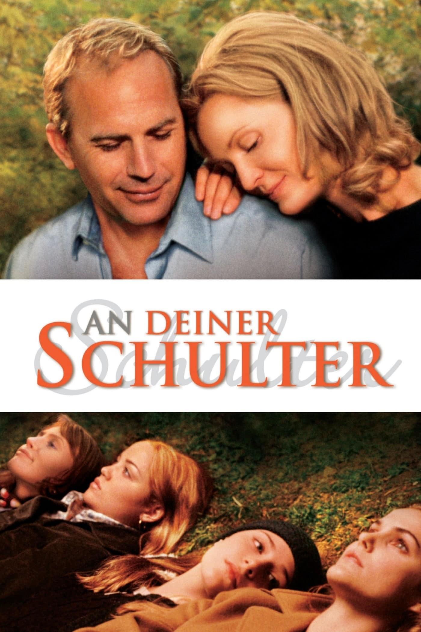 """Plakat von """"An deiner Schulter"""""""