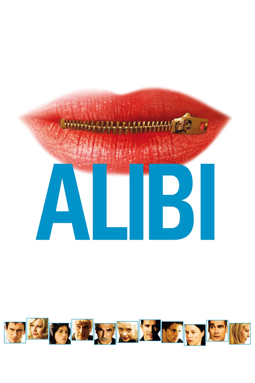 """Plakat von """"Alibi"""""""