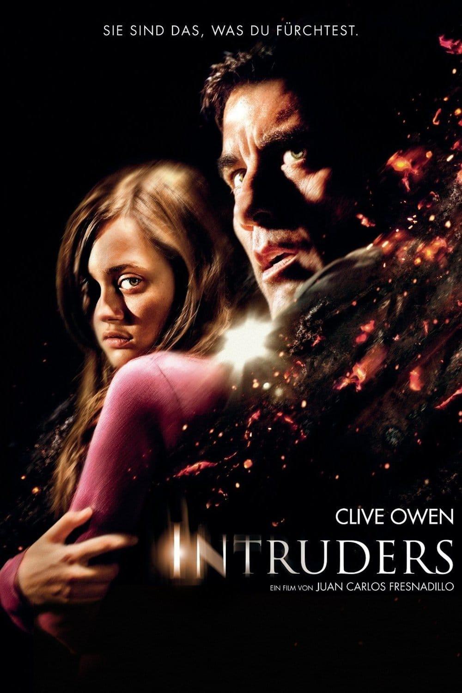 """Plakat von """"Intruders"""""""
