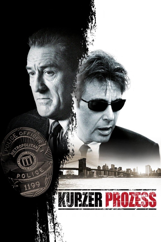 "Plakat von ""Kurzer Prozess - Righteous Kill"""