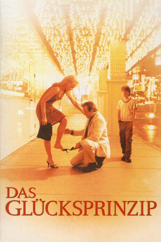 """Plakat von """"Das Glücksprinzip"""""""