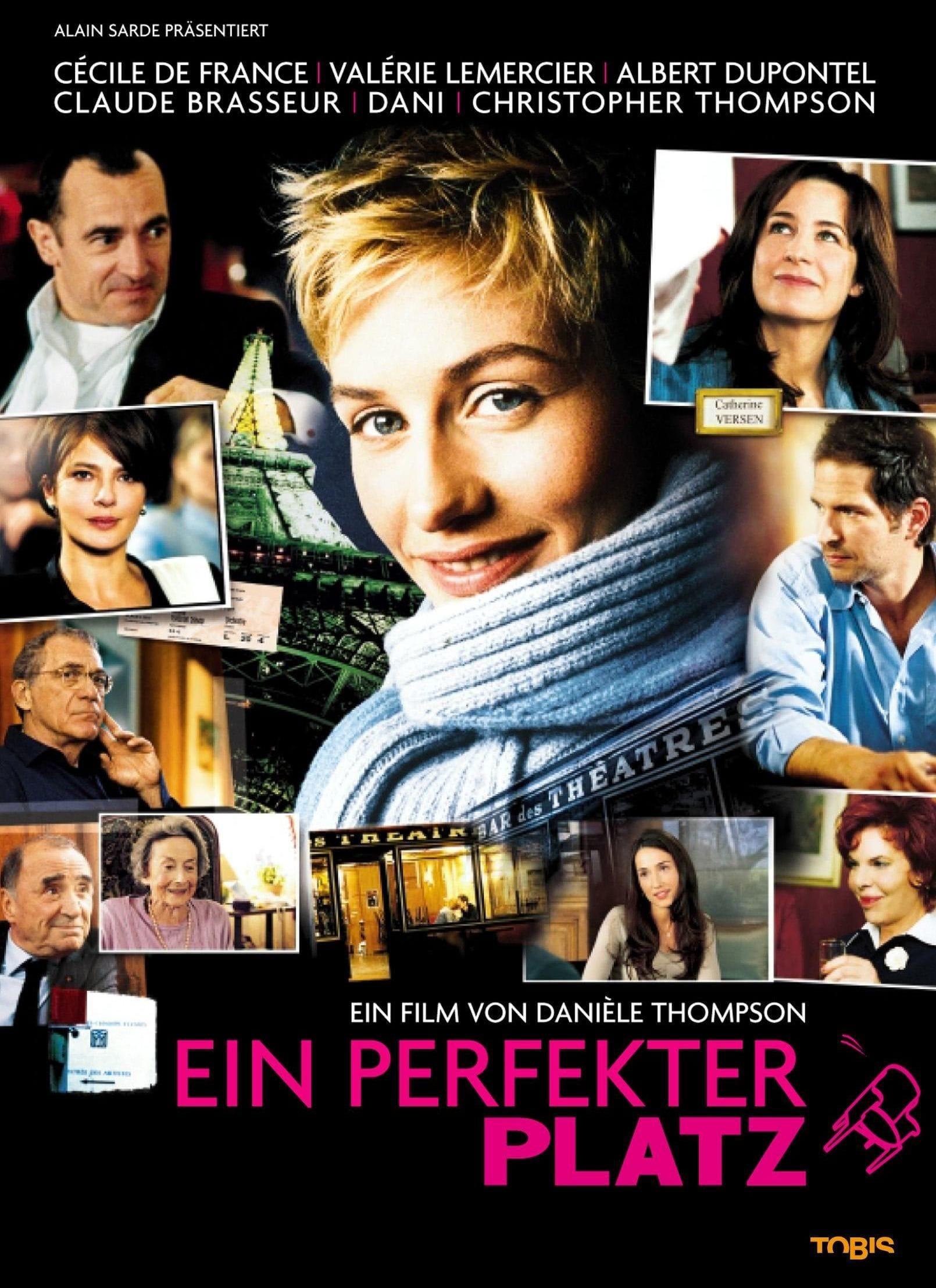 """Plakat von """"Ein perfekter Platz"""""""