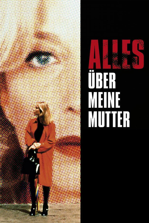 """Plakat von """"Alles über meine Mutter"""""""