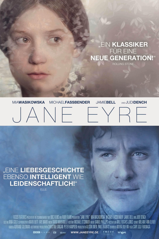 """Plakat von """"Jane Eyre"""""""