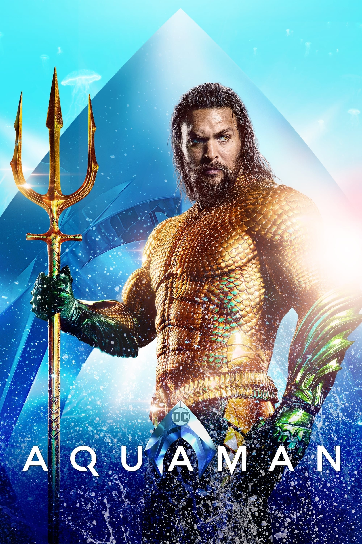 """Plakat von """"Aquaman"""""""