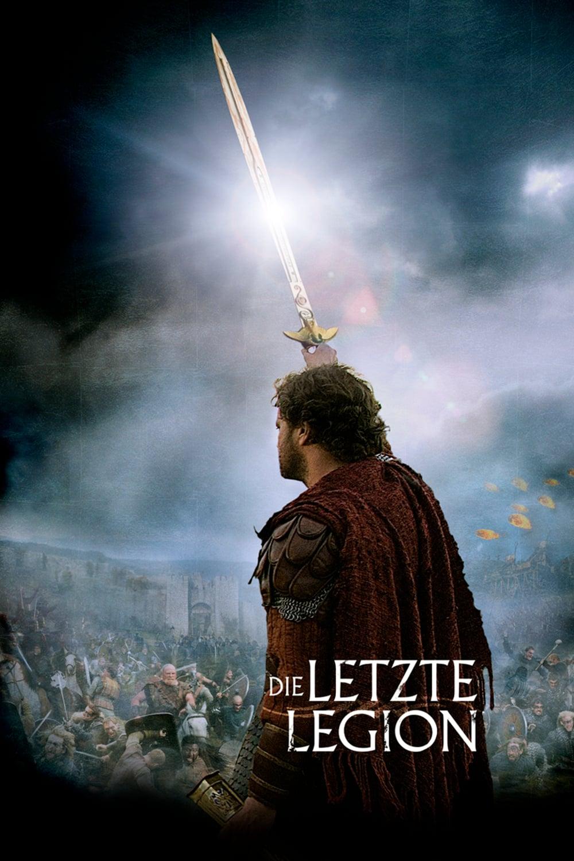 """Plakat von """"Die letzte Legion"""""""