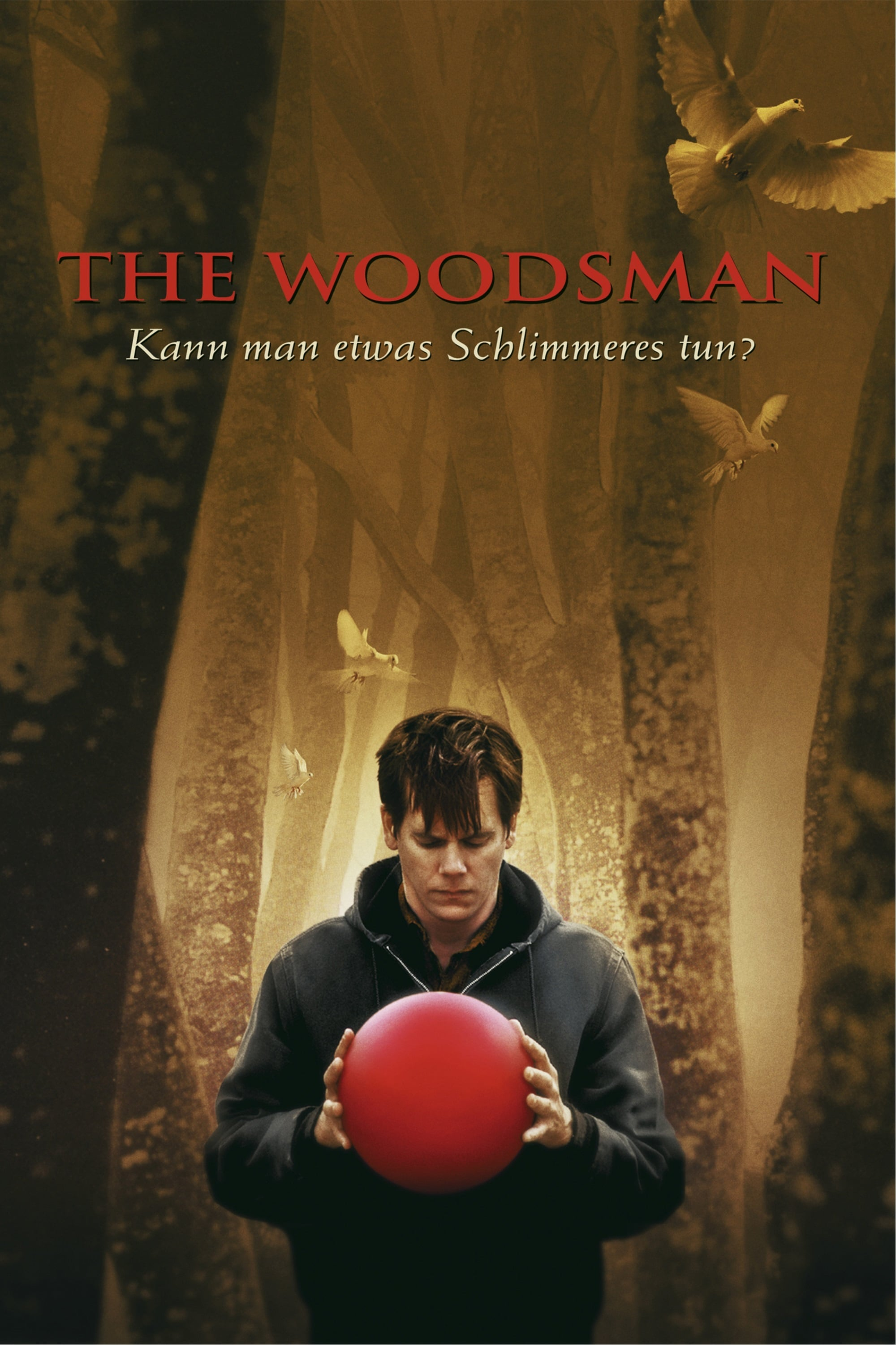"Plakat von ""The Woodsman"""