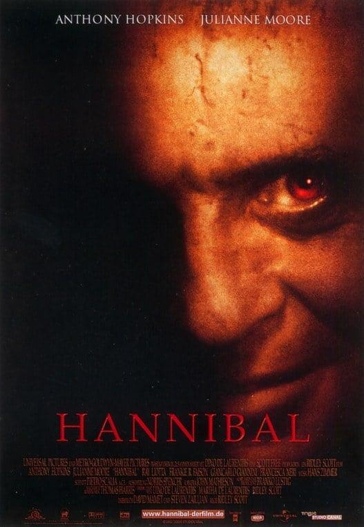 """Plakat von """"Hannibal"""""""