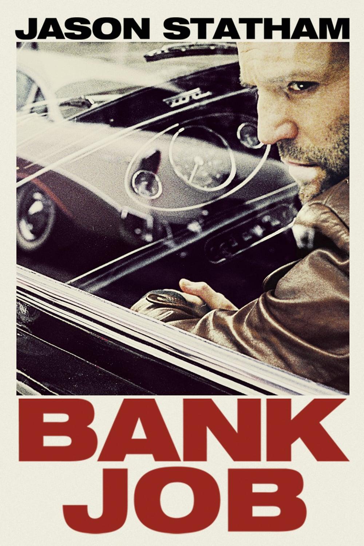 """Plakat von """"Bank Job"""""""