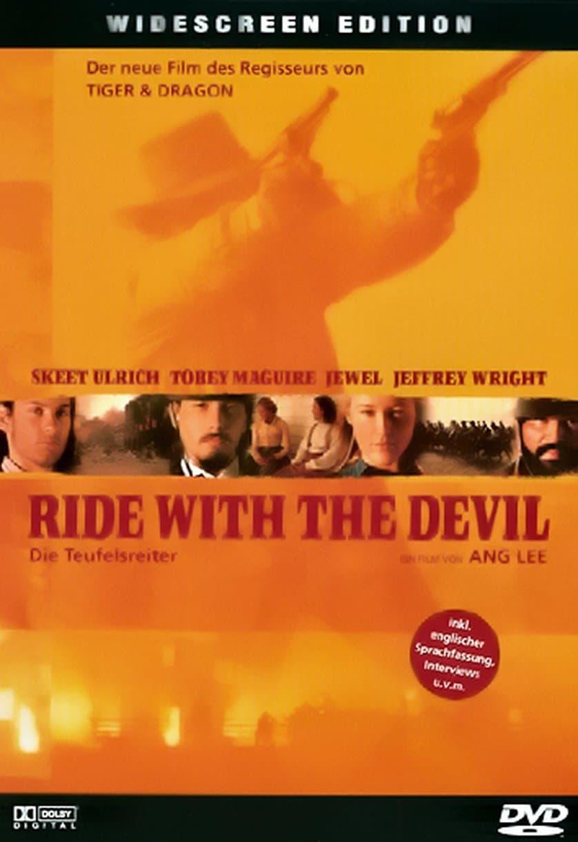 """Plakat von """"Wer mit dem Teufel reitet"""""""