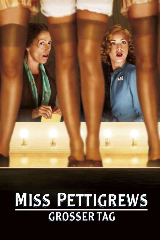 "Plakat von ""Miss Pettigrews großer Tag"""