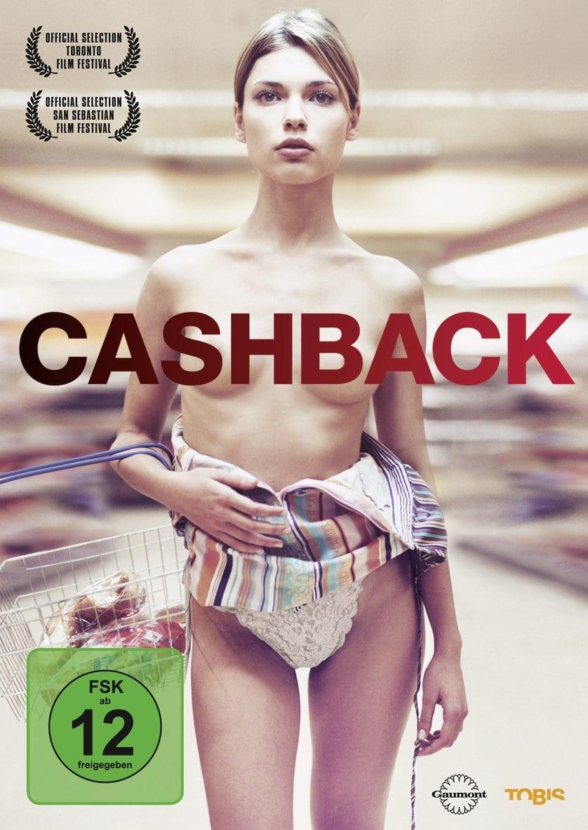 """Plakat von """"Cashback"""""""