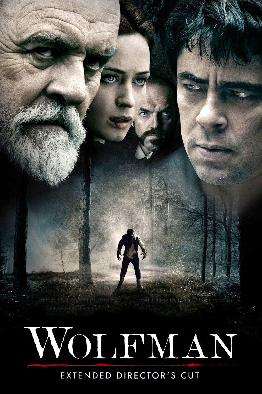 """Plakat von """"Wolfman"""""""