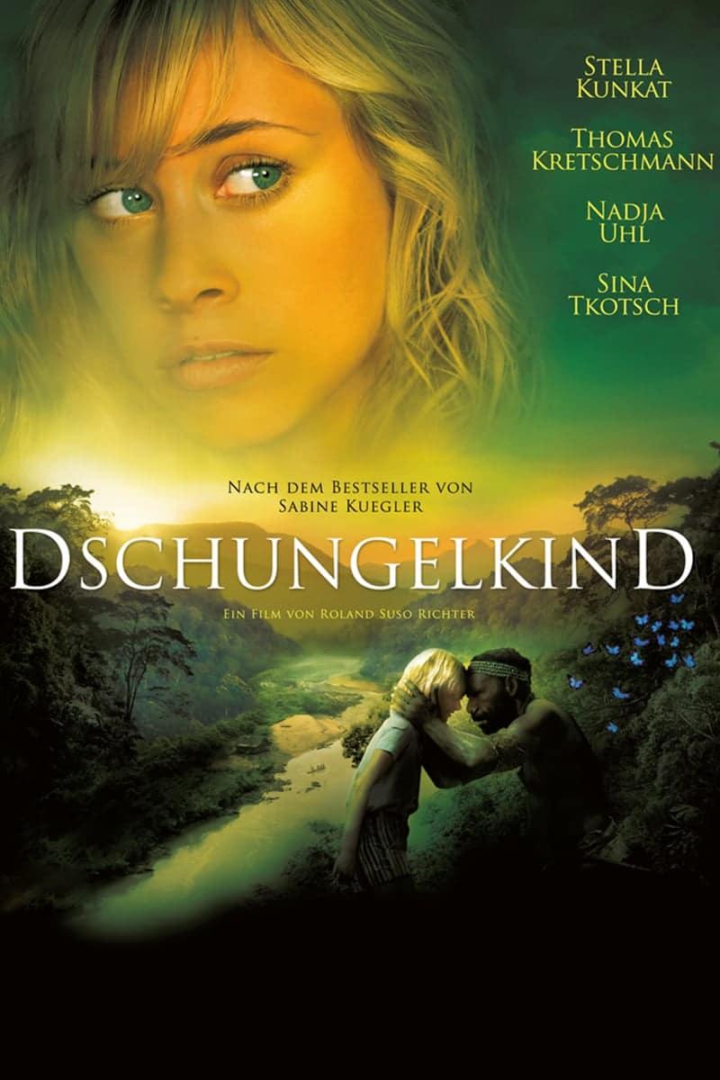 """Plakat von """"Dschungelkind"""""""