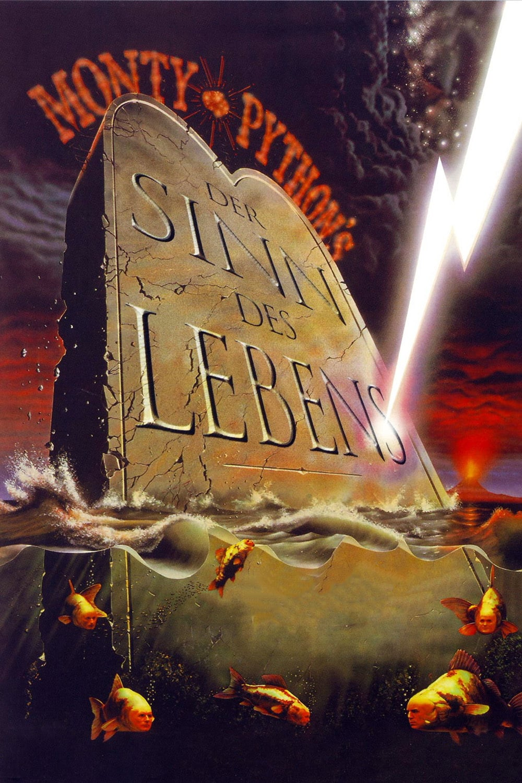 """Plakat von """"Monty Python: Der Sinn des Lebens"""""""