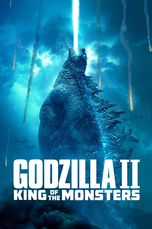 "Plakat von ""Godzilla II: King of the Monsters"""