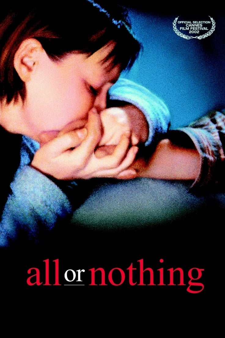 "Plakat von ""All or Nothing"""