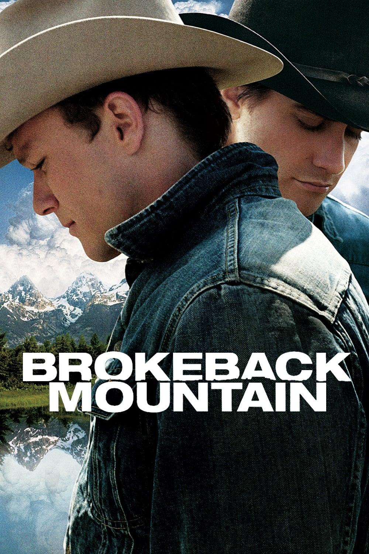 """Plakat von """"Brokeback Mountain"""""""