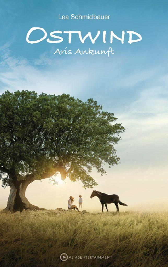 """Plakat von """"Ostwind - Aris Ankunft"""""""