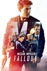 Plakat von Mission: Impossible – Fallout