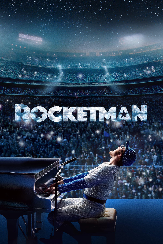 """Plakat von """"Rocketman"""""""