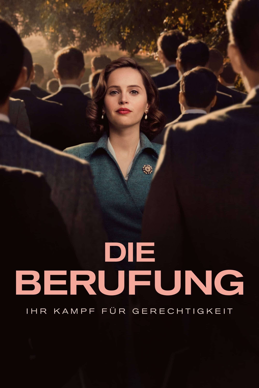 "Plakat von ""On the Basis of Sex"""