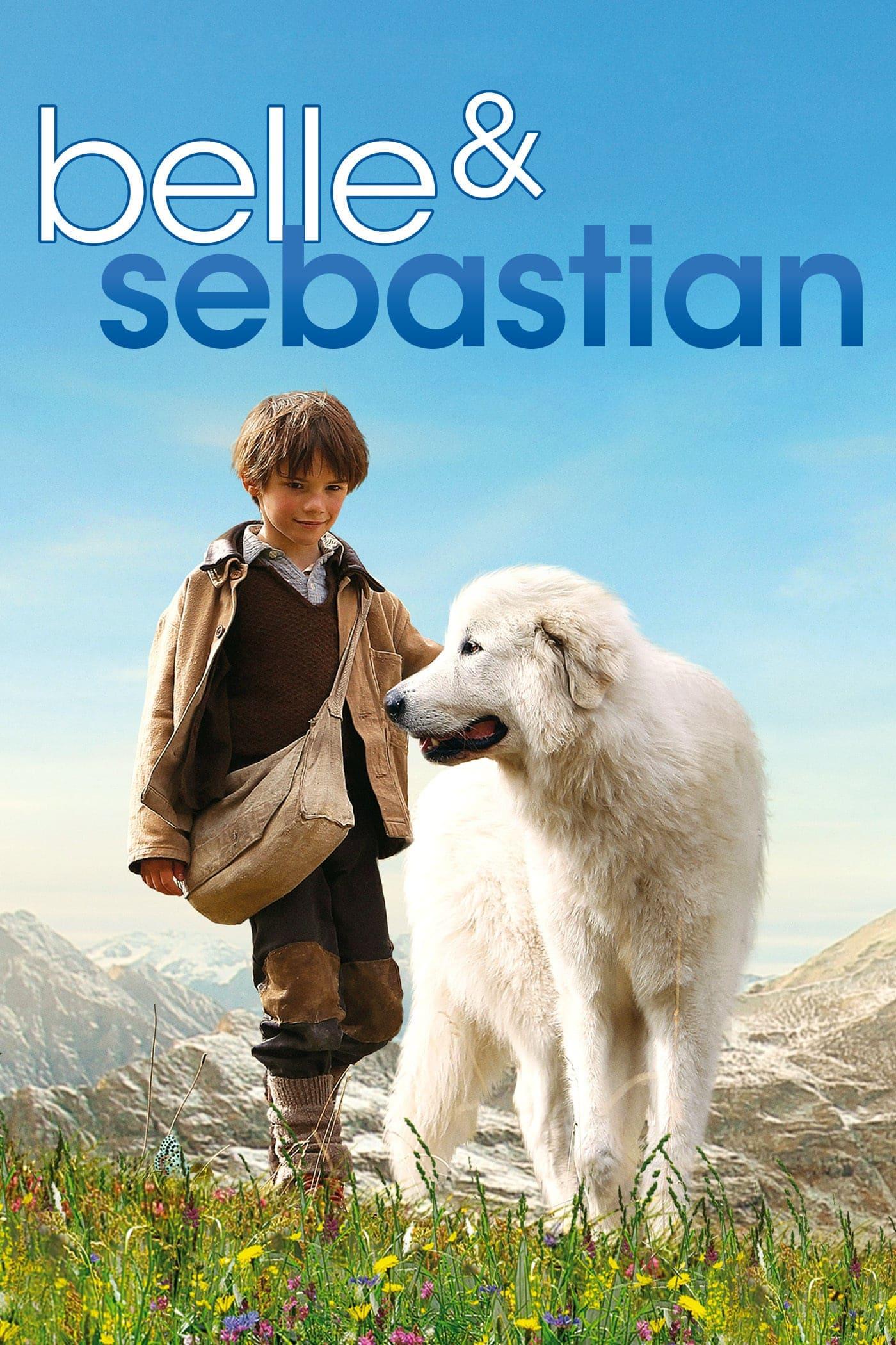"""Plakat von """"Belle & Sebastian"""""""