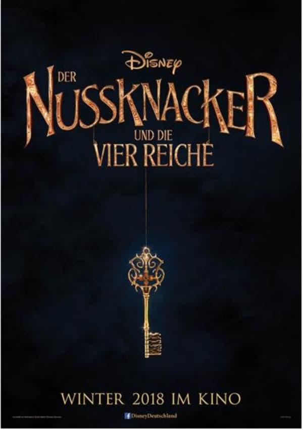 """Plakat von """"Der Nussknacker und die vier Reiche"""""""