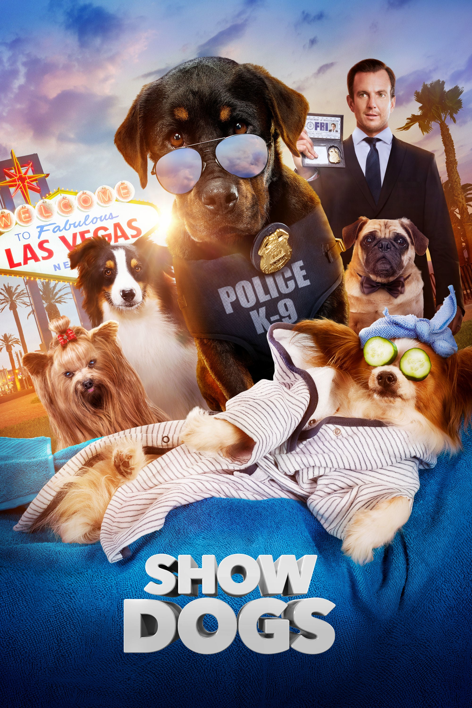 """Plakat von """"Show Dogs"""""""