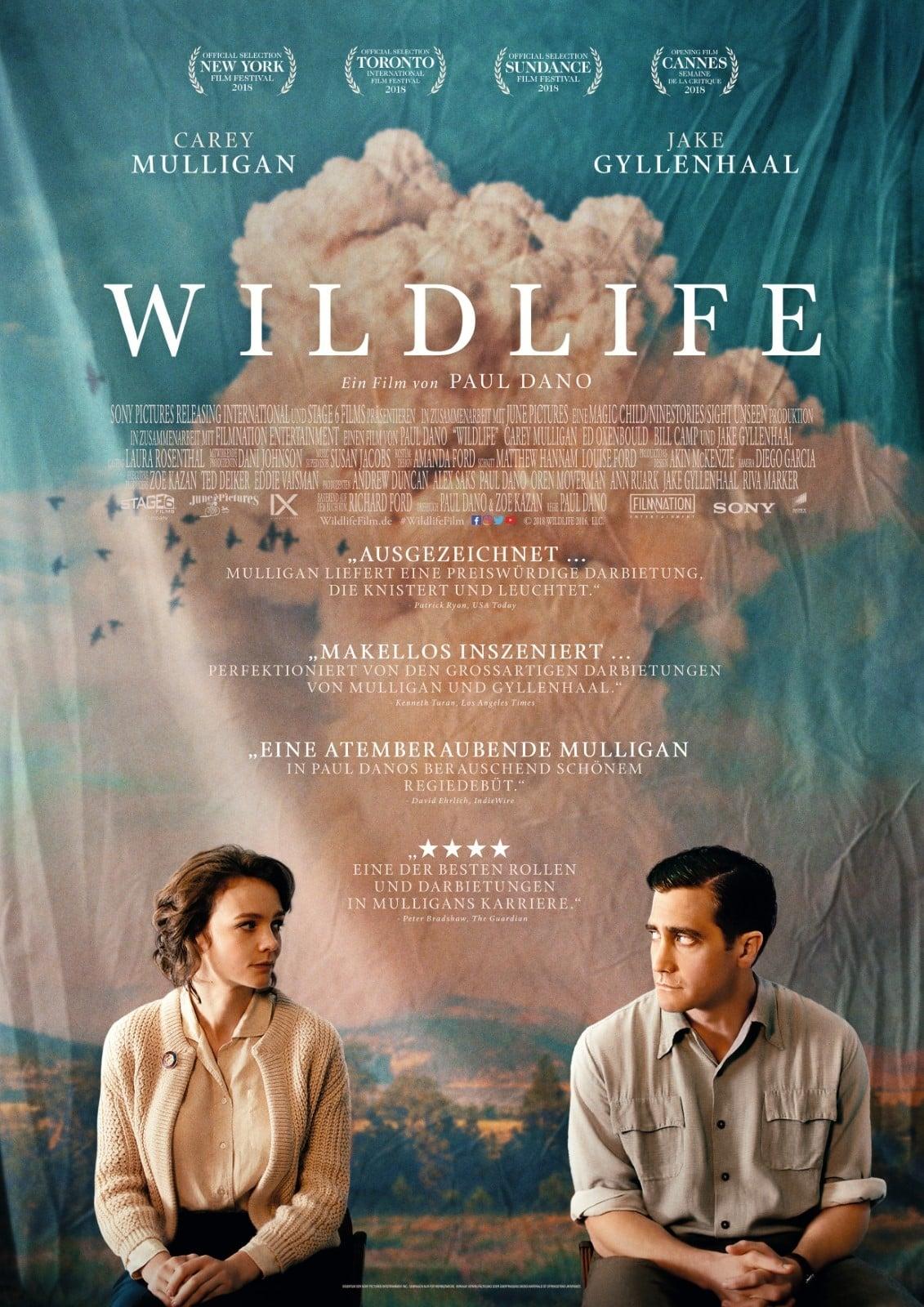 """Plakat von """"Wildlife"""""""